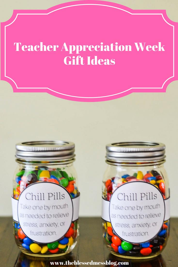 Classroom Ideas By Teachers For Teachers ~ Diy teacher appreciation gift ideas the blessed mess